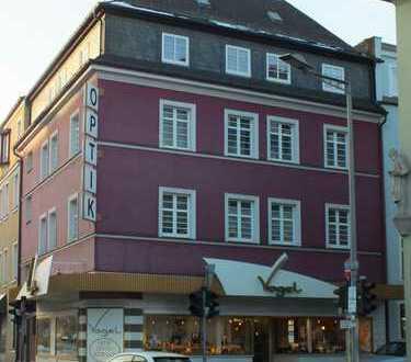 Marktredwitz 4 Zimmer Mietwohnung im Stadtzentrum, zur Miete