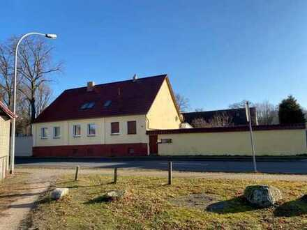 EFH/ 3-Parteienhaus mit weiterem Bau- und Vermietungpotenzial in Kremmen