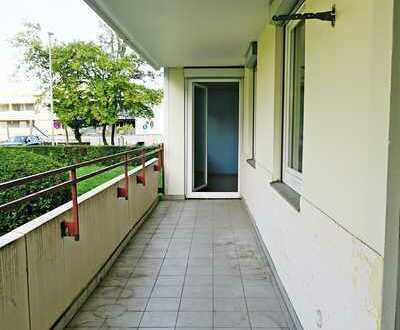 Schöne Wohnung mit Blick ins Grüne sucht neue Mieter