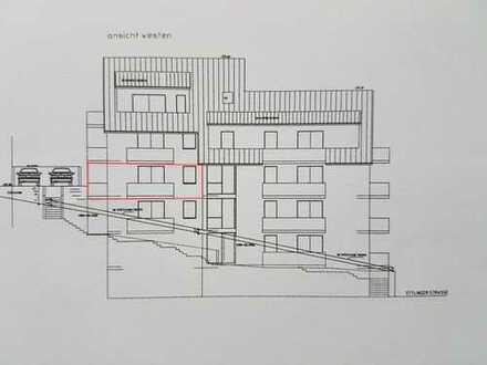 Herrliche Neubau-Wohnung mit Aufzug und TG