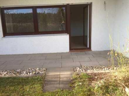 Im Schwarzwald, sehr schöne neu renovierte 1- Zimmer Wohnung mit Terrasse.