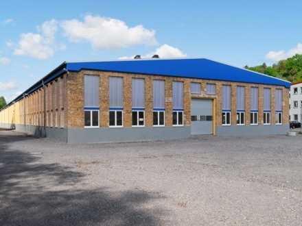 Attraktive und helle Büroeinheit am Standort der ehem. Werkzeugfabrik Königsee