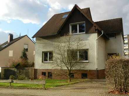 Freistehendes Haus mit vielen Nutzungsmöglichkeiten in Überruhr