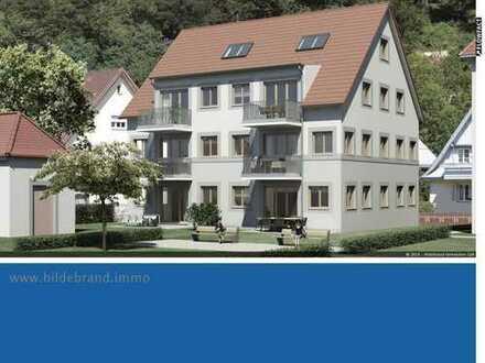 3-Zimmer-Maisonette Neubauwohnung im Zentrum von Immenstadt