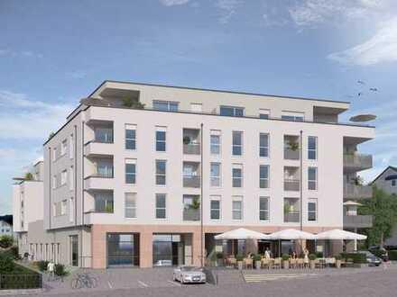 1-Zimmer-Wohnung im 1. Obergeschoss | Neubauvorhaben Gundelfinger Zentrum, Haus A
