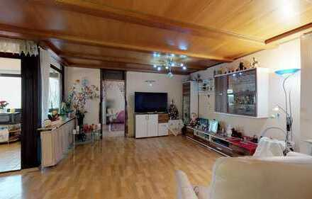 Praktisch geschnittene 4,5-Zimmer-Wohnung mit Wintergarten