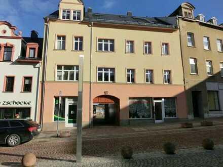 **Ihr Gewerbe direkt am Markt von Burgstädt...Nähe zum Kunden inklusive**