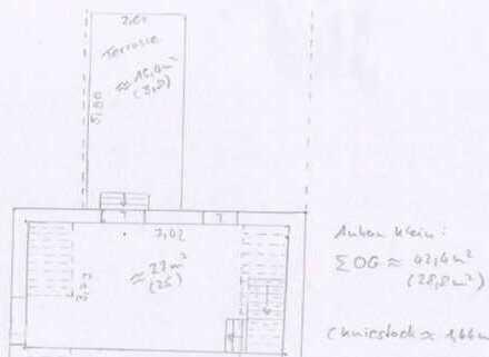 Vollständig renovierte 2-Zimmer-Wohnung mit Balkon und Einbauküche in Edenkoben