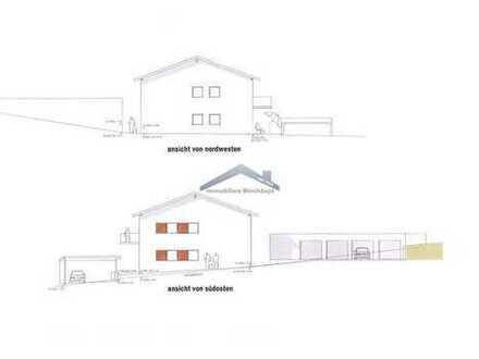 Garham/Vilshofen Neubau hochwertige 1,5-Zimmer Whg. mit Balkon in zentraler Lage, Stellplatz oder...
