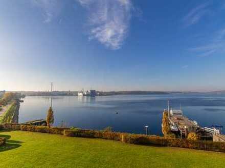 Verkauft!!!Exklusive 3-Zimmer-Eigentumswohnung mit Blick auf die Flensburger Förde