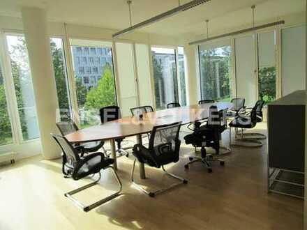 E&V: Attraktive Büroflächen in der Parkstadt Schwabing