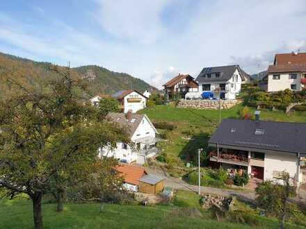 Fernblick Bauplatz Einfamilienhaus mit Unterkellerung