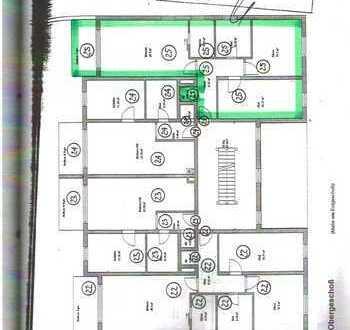 Moderne 3 ZKBB in 64560 Riedstadt - Goddelau