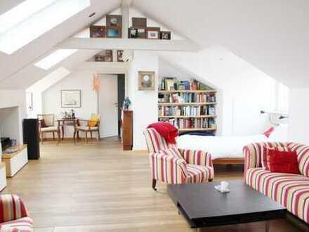 OHNE MAKLER: Exklusive 4-Zimmerwohnung in begehrter Lage, in zwei Einheiten teilbar