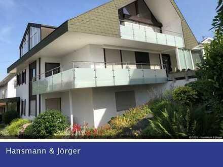 3,5 Zimmer DG Wohnung mit Süd-West Balkon in kleiner Wohneinheit in Hofweier