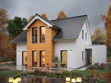 Moderne Architektur trifft auf Ihren Traum vom Eigenheim