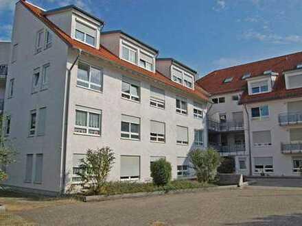 Schöne, sanierte 1-Zimmer-Erdgeschosswohnung mit EBK in Germersheim