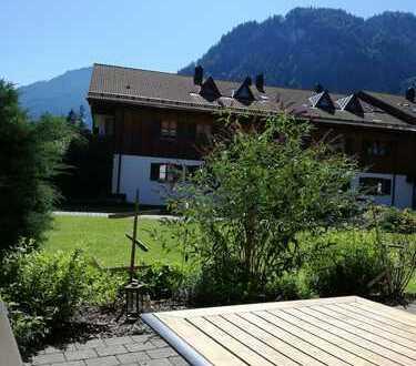 Schöne, sonnige 4-Zimmer-Wohnung in Pfronten-Ried