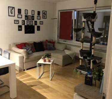Schöne 2-Zimmer-Wohnung mit Balkon in Heppenheim (Bergstraße)