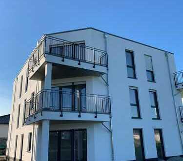 Geräumige 3 Zimmer Erdgeschosswohnung im Neubau mit Terrasse und Garten in Lippstadt-Lipperbruch