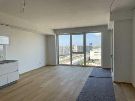 Erstbezug: großzügige 5-Zimmer-Wohnung mit EBK und Balkon in der Bahnstadt