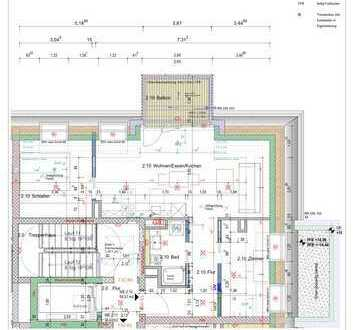 Erstbezug: 3-Zimmer-DG-Wohnung mit EBK und Balkon in Berlin-Köpenick