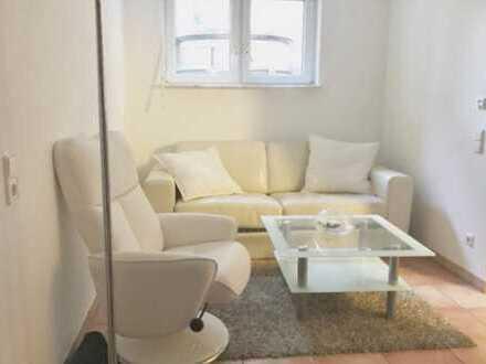 Stilvolle, geräumige 1-Zimmer-Wohnung mit EBK in Stuttgart (Beste Lage)