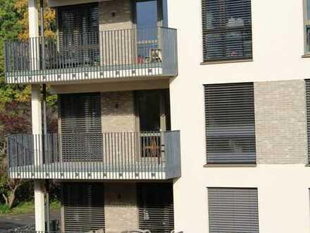 Großzügige Wohnung mit Blick in Waldrandlage...