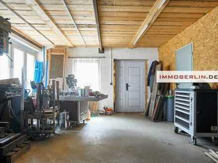 IMMOBERLIN: Universelles Haus und/oder Baugrundstück in begehrter Ortslage