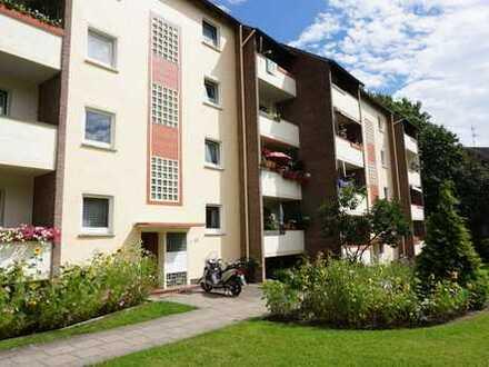 !!!Grandiose, frisch renovierte 3 Zimmer Wohnung im EG, mit EBK!!!