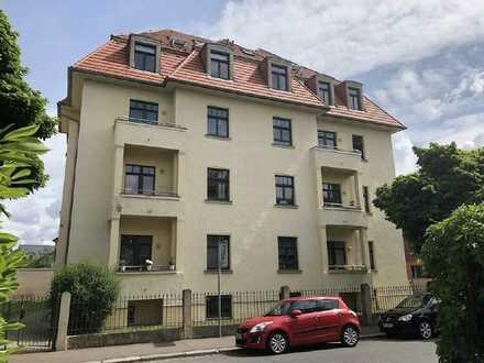 Vermietete Eigentumswohnung mit Balkon in Dresden Blasewitz