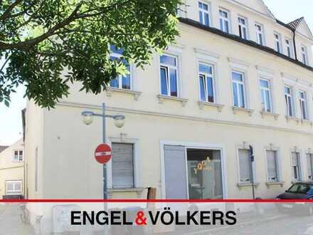 Charmante Altstadt-Wohnung mit Stellplatz!