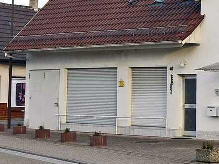 Ladenfläche in Achern-Großweier an der Durchgangsstr. günstig zu vermieten