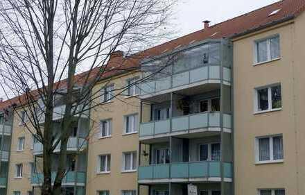 Solide 3-Raum-Wohnung