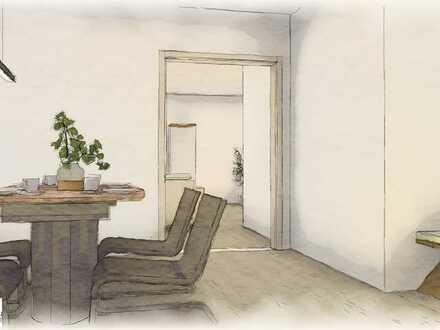 Familienwohnung: 5-Raumwohnung in zentraler Lage