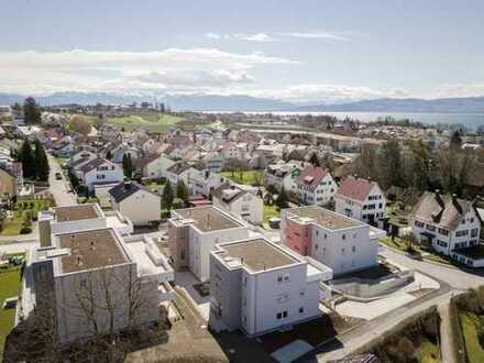 Schöne 3,5-Zimmer-Neubau-Wohnung in Kressbronn am Ottenberg