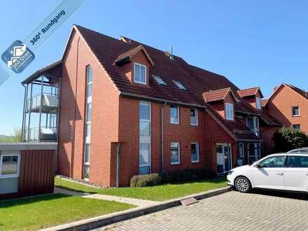 Gut vermietete 2-Zimmer-Erdgeschosswohnung mit Panoramablick in Bad Salzdetfurth