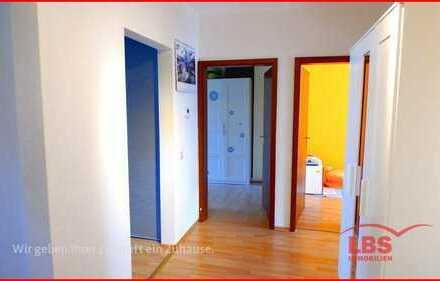 Wohnen in reizvoller Umgebung: 3 Zimmer Altbauwohnung!