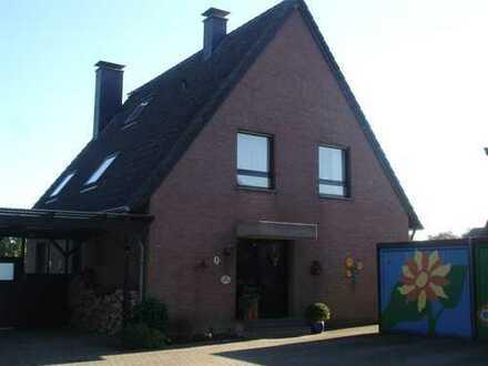 Krefeld Oppum: Offene Maisonetten-Wohnung mit Terrasse und Garten, provisionsfrei