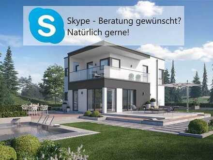 Stadtvilla auch ohne Eigenkapital und bei Altschulden möglich. Baukindergeld sichern.