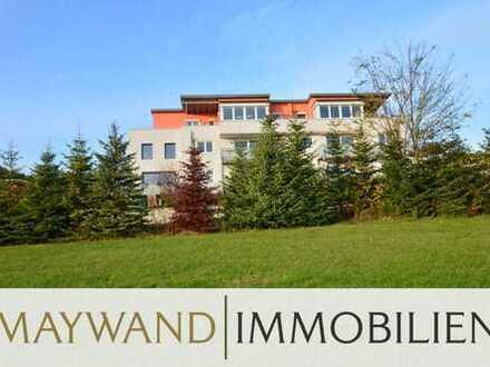 Exklusives Penthouse zum Wohlfühlen auf herrlichem Grundstück in bester Lage von Sinsheim
