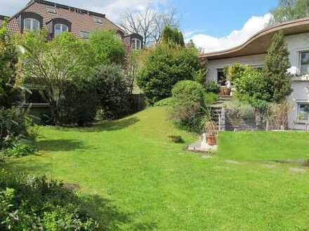 G.B.I.-Angebot: teilmöbliertes freistehendes Einfamilienhaus Waldtrudering