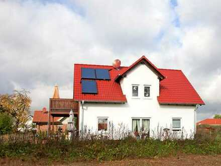Einfamilienhaus mit Panoramaaussicht und viel Platz