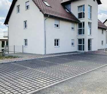 Sonnige 2-Zimmerwohnung mit EBK in Werder/Havel für altersgerechtes Wohnen
