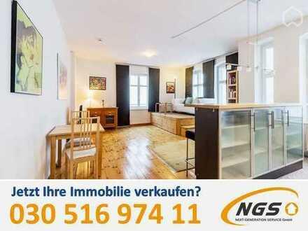 +++Kleine aber feine Wohnung in bester Lage und mit Inventar+++