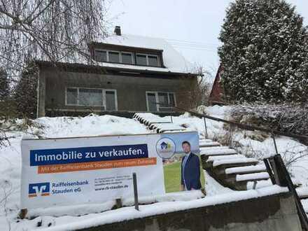 Dornröschenhaus in Toplage von Diedorf