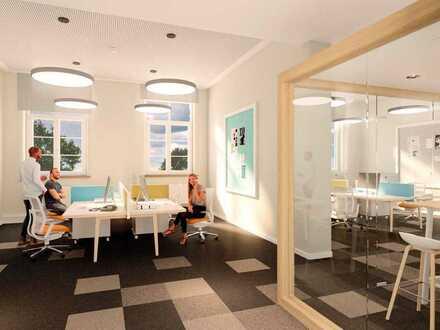 heidelberg innovation park - Repräsentative Büroflächen im denkmalgeschützten revitalisierten Altbau