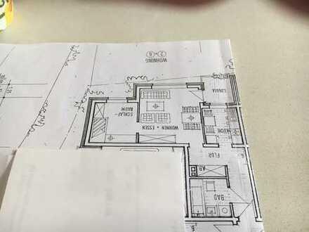 Sanierte 2-Zimmer-Terrassenwohnung für eine Person über 60 Jahre