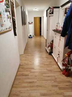 4-Zimmer-Wohnung in sehr guter Lage mit EBK in Hersbuck