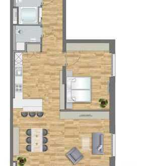2-Zimmer-Neubauwohnung